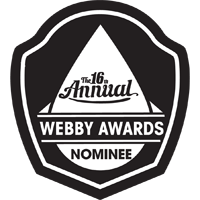 Webby Awards nominee